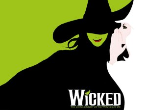 Poster Musical Wicked Original